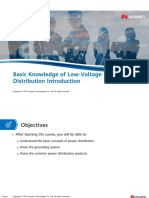 011 Basic Knowledge of Low-voltage Power Distribution Introduction