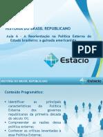 Aula_06 Historia do Brasil Republicano