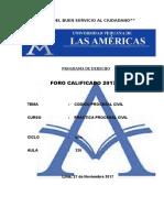 FORO PRACTICA PROCESAL CIVIL.docx