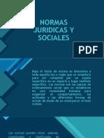 Normas Juridicas y Sociales