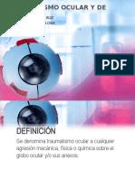 TRAUMATISMO OCULAR.pptx