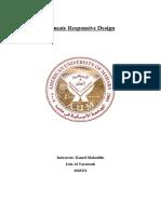 Climate Responsive Design.docx