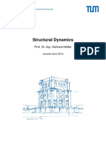 Lecture notes for Structural Dynamics - full.pdf
