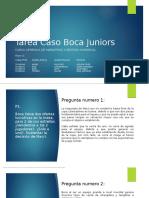Grupo 12 _ Caso Harvard (Boca Junior)