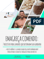 EMAGREÇA COMENDO_ 7 receitas para lanches que detonam sua gordura (ebook)