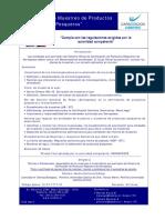Técnicas de Muestreo de Productos Pesqueros (A-06) R0