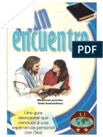 Guia Plan encuentro 1 Cristo el Camino