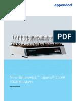 Operating manual - Innova 2300, 2350