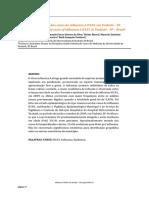 Perfil epidemiológico dos casos de influenza A H1N1