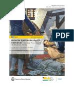 Boletín epidemiólogico Ciudad de Buenos Aires dengue