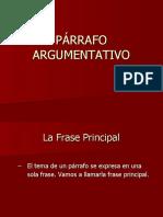PÁRRAFO ARGUMENTATIVO (2).ppt