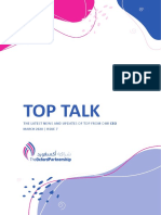 TOP TALK - Issue 7 - Mar'20