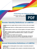 counseling and cultural identity