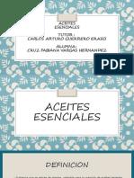 ACEITES ESENCIALES SENA