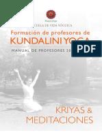 MANUAL KRIYAS Y MED PRIMERO 2016