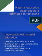 Material educativo elaborado para estimulación temprana.pptx