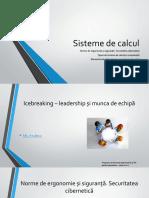 Sisteme de calcul