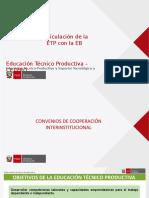 ETP - 2017 - 4 Articulación.pptx
