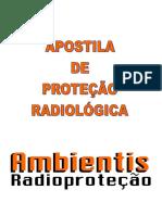 PROTEÇÃO RADIOLOGICA
