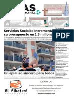 Mijas Semanal nº886 Del 8 al 16 de abril de 2020