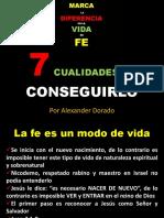 7 CUALIDADES DE PERSONAS QUE MARCAN LA DIFERENCIA EN LA VIDA