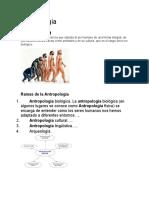 Antropología 1