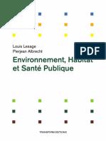 Environnement, Habitat et Santé Publique 10.pdf