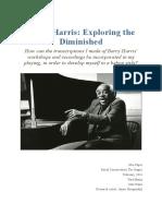 Barry Harris - Exploring te diminished.pdf