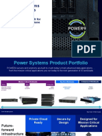IBM Power 9 Scale out servers - Presentation