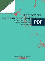 Gutierrez (2017) - Política en femenino