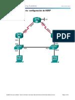 4.3.3.4 Lab - Configure HSRP (1).docx