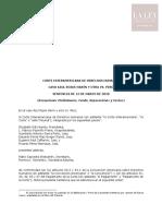 Corte IDH. Caso Azul Rojas Marín vs. Perú