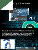 Aula 1 - Arduino