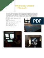 RECORRIDO DEL MUSEO DE ARQUEOLOGIA DE LA UNT