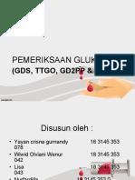 GDS, TTGO, GD2PP & GDP