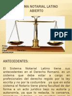 Sistema Notarial Latino Abierto.pptx