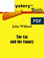 01-The Cat and the Canary