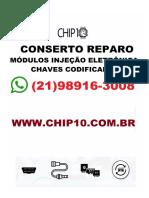 Conserto, reparo , manutenção de módulos de injeção eletrônica e chaves codificadas de carros importados e nacionais                      --sdf6sd6fw8e9r9wer