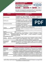 PDFESTRUCTURA INGRESOS Y GASTOS COSTOS PROYECTOS FONDOS ESPECIALES