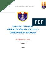 plan de TUTORIA-2020