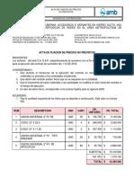 ACTA 4 FIJACION DE PRECIOS NO PREVISTOS OK