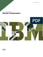 Smart Transportation Case Study by IBM