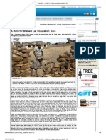 Tehelka - 18 Dec 2010 - A Stone for Bhanwar Lal. Occupation- Slave