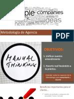Conferencia #1 - Metodología Agencia