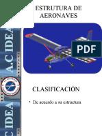 ESTRUCTURA DE AERONAVES