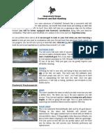 HW- HOOPS. Handling & Footwork
