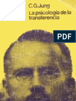 Jung, Carl Gustav - La Psicología De La Transferencia