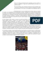 IMPORTANCIA DE LA POLÍTICA Y LOS MOVIMIENTOS SOCIALES