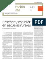 UNIPE LED _49 ENSEÑAR EN ESCUELAS RURALES.pdf