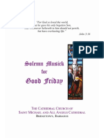 Solemn Music for Good Friday
